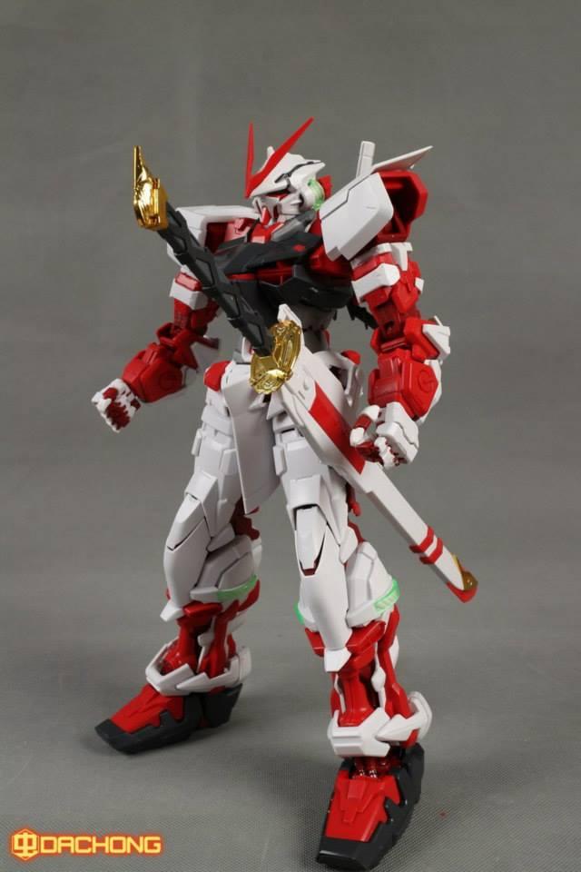 PG Red Frame Daban Model