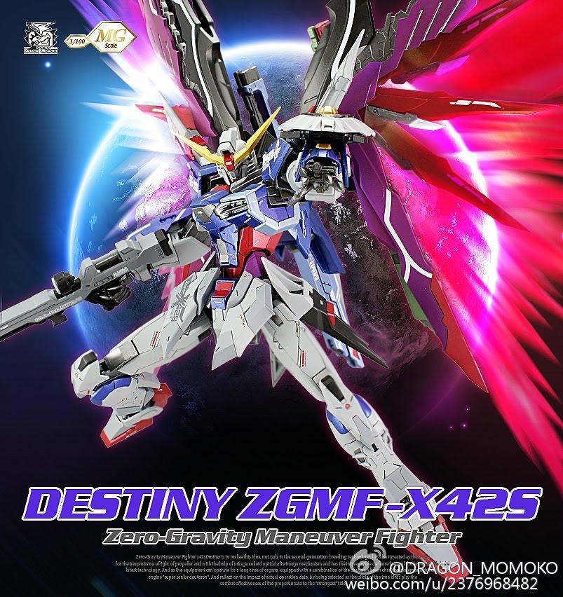 Destiny Momoko Dragon